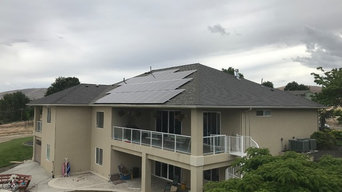 Exterior Solar Panel Project