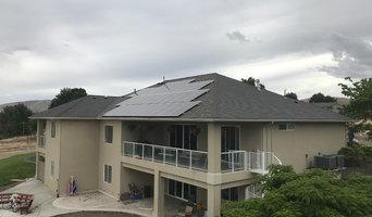 Exterior Solar Panel Project