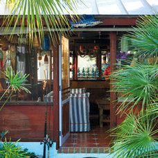 Tropical Exterior by Amy Trowman Design