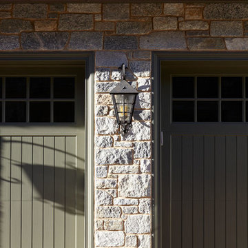 Exterior Spaces and Lighting