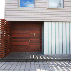 Contemporary Exterior by Specialized Home Improvements LTD