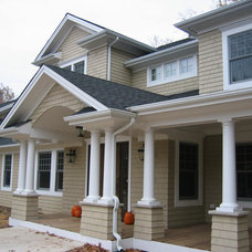 Traditional Exterior by Stone Creek Builders