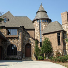 Traditional Exterior by Masters Stone Group, Inc.