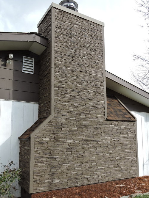 Cheap Faux Stone Panels Home Design Ideas Pictures Remodel And Decor