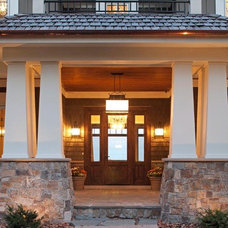 Craftsman Exterior by Stonewood, LLC