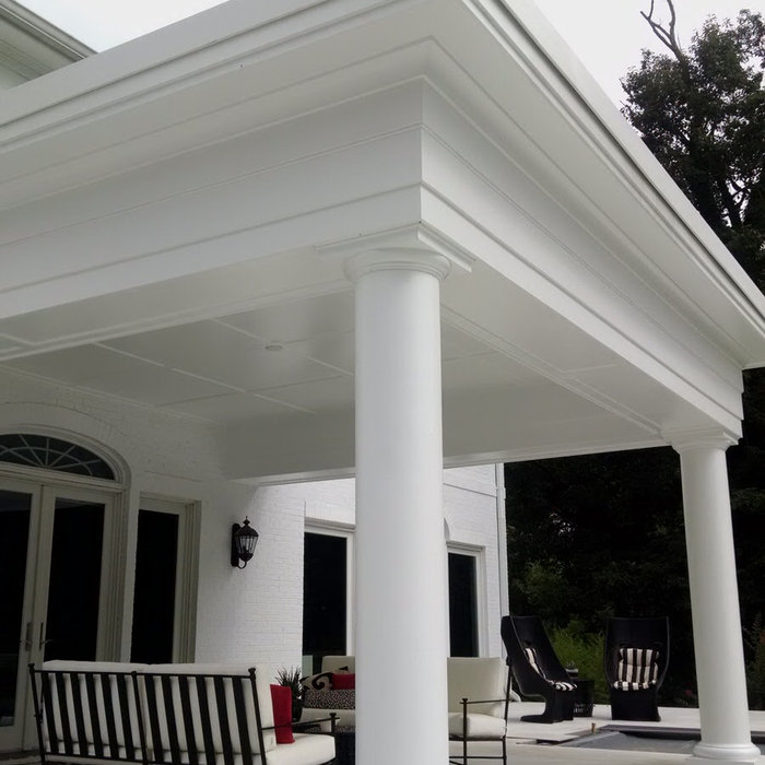 Pergola Addition