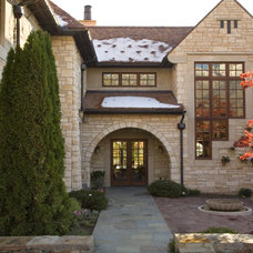 Traditional Exterior by THINK Architecture - John Shirley