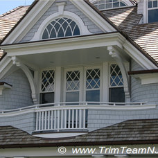Traditional Exterior by Trim Team NJ