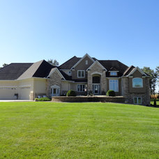 Traditional Exterior by Schmidt Homes Remodeling