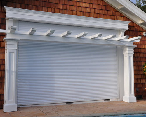 Motorized Rolling Shutters Ideas Pictures Remodel And Decor