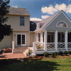 Traditional Exterior by AHMANN LLC