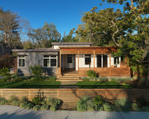 Modern Exterior by Rossington Architecture