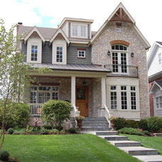 Traditional Exterior by Vine Properties, LLC