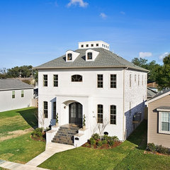 traditional exterior by Vision Investment Group NOLA
