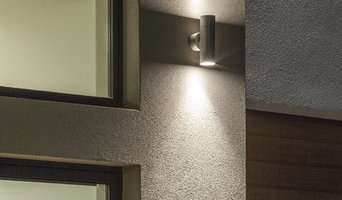 Exterior Wall Lighting with the ELITE-2 from Domus Lighting