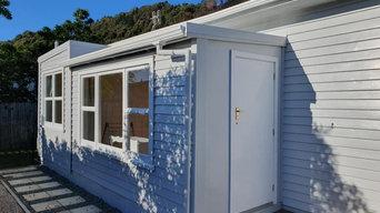 Exterior Weatherboard Repaint - Atawhai Drive