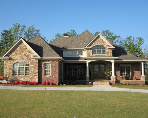 Custom Homes Exteriors