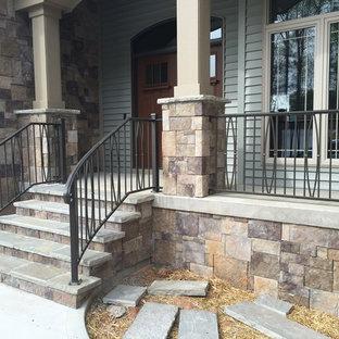 Craftsman exterior home idea in Nashville