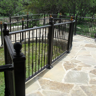 Inspiration for an exterior home remodel in Austin