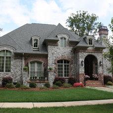 Exterior by Artisan Custom Homes