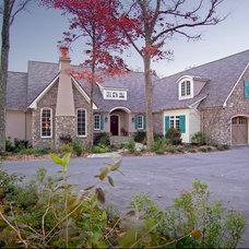 Traditional Exterior by Bergeron Custom Homes, LLC