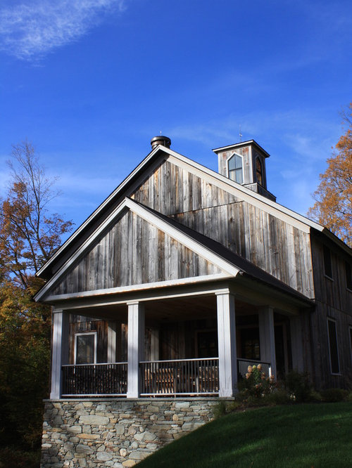 Wood siding barn siding home design ideas renovations for Rustic siding ideas
