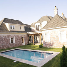 Exterior by Castle Homes