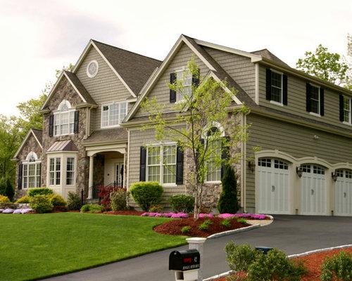 Premium Triangle Gable Vent Louver Home Design Ideas