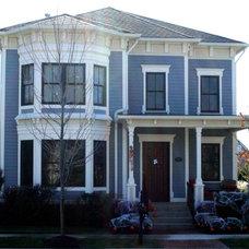 Traditional Exterior by DB Klain Construction, LLC