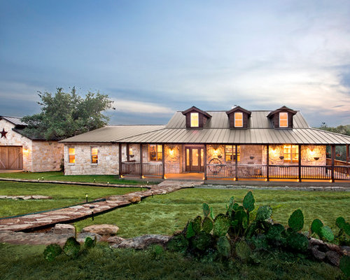 151 Southwestern Stone Exterior Home Design Ideas Remodel Pictures Houzz