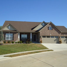 Traditional Exterior by Dettmer Homes