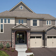 Exterior by Homes by Tradition