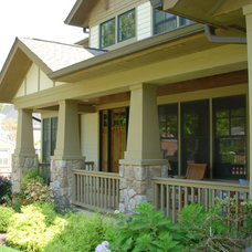Traditional Exterior by Ireland-May Ltd