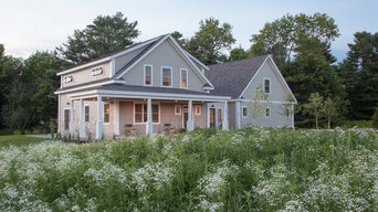 Exteriors - Jackson Built - Freeport, Maine USA