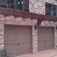 Traditional Exterior by Kingdom Builders