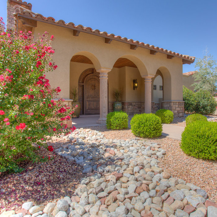 Tuscan Style Exteriors