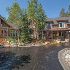 Rustic Exterior by Michael Yearout Photography