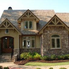 Traditional Exterior by Michigan Building Specialties