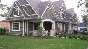 Exteriors of Major Additions-Remodels