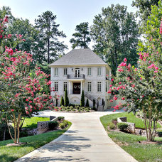 Traditional Exterior by Raleigh Custom Homes