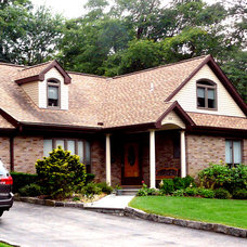 Traditional Exterior by Remodeling Consultants