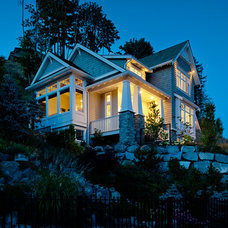 Traditional Exterior by Revival Arts | Architectural Photography