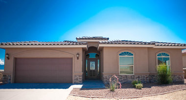 El paso tx home builders for New construction homes in el paso tx