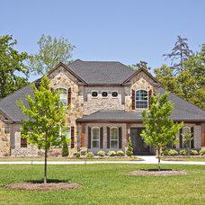 Exterior by Wyrick Residential Design