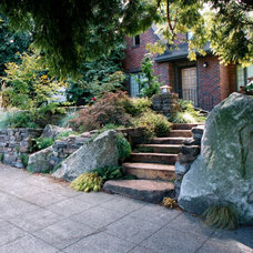 Traditional Exterior by Exteriorscapes llc