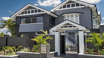 External & Landscape Works To 1930s Art Deco Queenslander