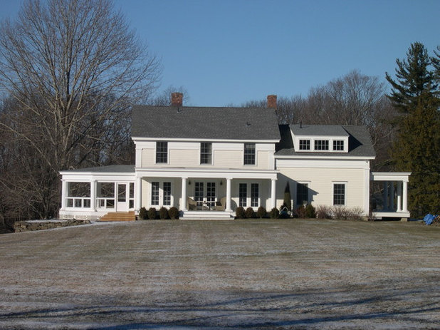 Traditional Exterior by Beckwith Group