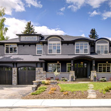 Craftsman Exterior by Rockwood Custom Homes