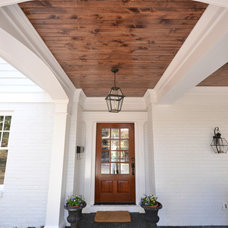 Traditional Exterior by Davidson Designs