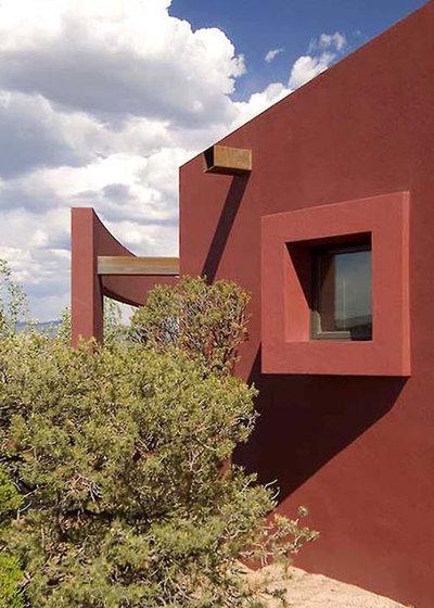Modern Exterior by Equinox Architecture Inc. - Jim Gelfat